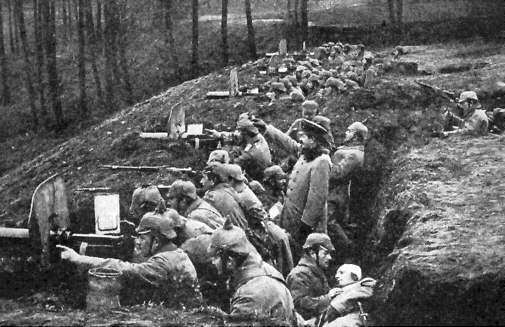 Oddziały niemieckie